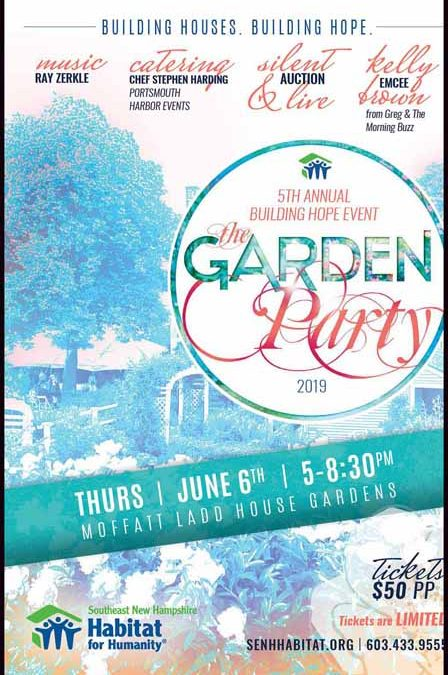 Our 5th Annual Garden Party was a Success!